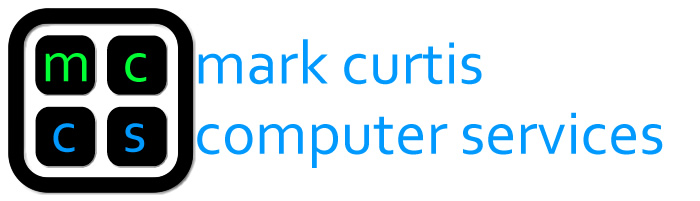 Mark Curtis Computers Logo